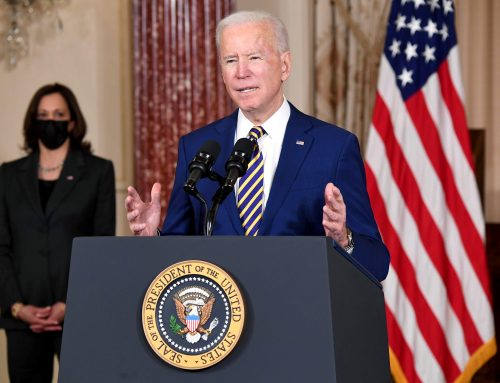 Biden Urges Congress to Pass a BIG COVID American Rescue Act