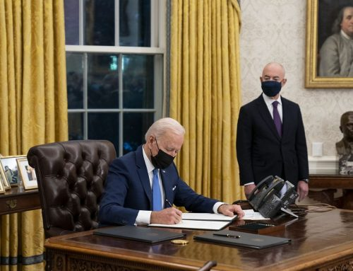 President Biden Signs Executive Orders on Immigration and Releases a Video Celebrating his First Two Weeks in Office