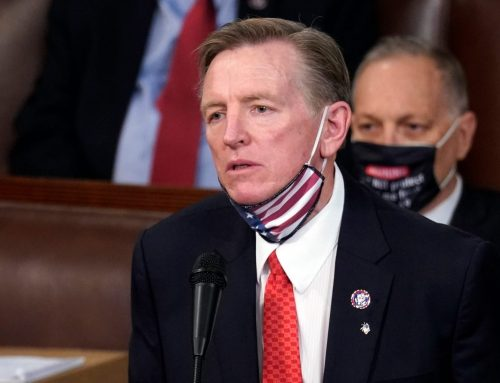 Reaction to Paul Gosar's Latest Get Together With  White Nationalists