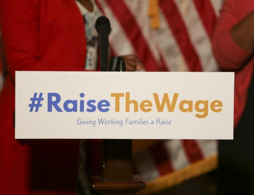 Time to Make a Deal to Raise the Minimum Wage