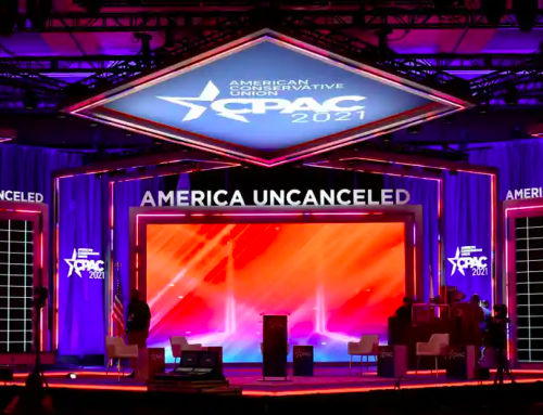 CPAC Used Nazi Symbol Popular With White Supremacists